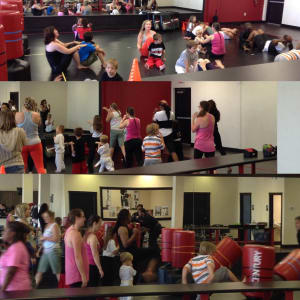 Kids and Teens Karate in Martinez - Seigler's Karate Center -  Mother's Day Workout Was Awesome