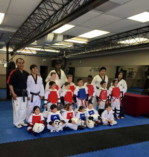 Kids Martial Arts in Chicago - Ultimate Martial Arts - Taekwondo Test for Krav Maga Chicago: Without Practice, there is no glory