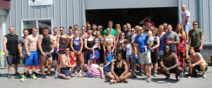 CrossFit in State College - CrossFit Nittany - Tuesday, May 17 - Memorial Day Murph sign up reminder