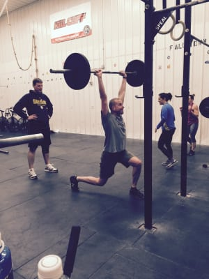 CrossFit in State College - CrossFit Nittany - Friday, May 27
