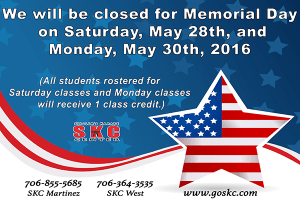 Kids and Teens Karate in Martinez - Seigler's Karate Center - Closed for Memorial Day