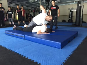 Kids Martial Arts in Chicago - Ultimate Martial Arts - Active shooter training