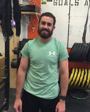 CrossFit in State College - CrossFit Nittany - Tuesday, June 28: Meet Our New Member: Dave Desiderio