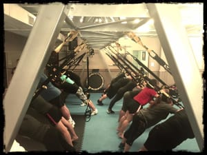 Kids Martial Arts in Chicago - Ultimate Martial Arts - TRX Training