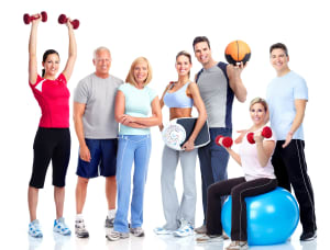 Personal Training in Oakleigh - Challenge Fitness Centre - Fight Muscle Loss:  Lift Weights