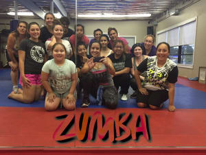 Kids Martial Arts in Chicago - Ultimate Martial Arts - Zumba Class