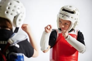 Kids Martial Arts in Tri-Cities - U.S. World Class Taekwondo: Tri-Cities - Safety Gear Order