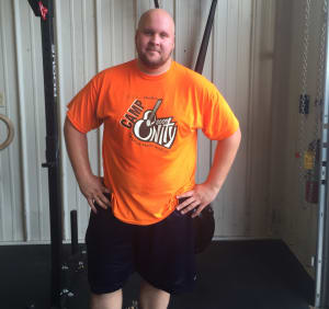 CrossFit in State College - CrossFit Nittany - Tuesday, August 16 - Meet Our New Member: Marty Rogers