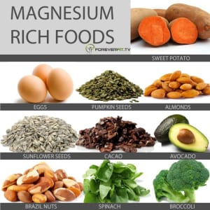 CrossFit in Wexford - Journeyman Fitness - Sleep better after taking Magnesium...