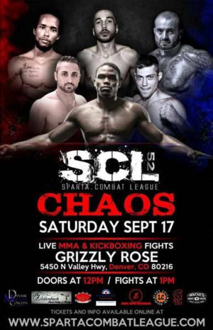 Kids Mixed Martial Arts in Englewood - Factory X Muay Thai - Austin Jones and Randy Rowland make their return to the SCL cage 9/17!