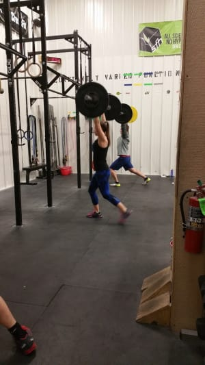 CrossFit in State College - CrossFit Nittany - Friday, September 23
