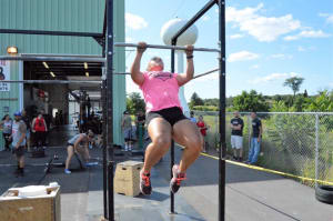 CrossFit in State College - CrossFit Nittany - Friday, September 30