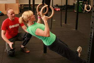 CrossFit in Wexford - Journeyman Fitness - Want A Free Personal Training Session?