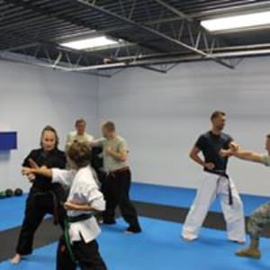 Kids Martial Arts in Shawnee - American Sport Karate Centers - How Martial Arts can help heal our Heros