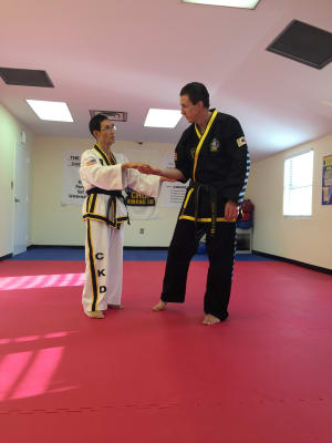 Kids Martial Arts in Earlsfield - Martial Arts and Yoga - The founder of our Martial Art, Grandmaster Kwang Jo Choi