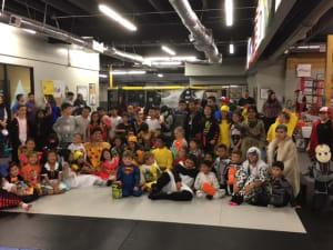 Crispim BJJ & MMA The BEST Halloween Party Ever at Crispim BJJ & MMA