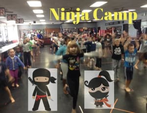 Kids and Teens Karate in Martinez - Seigler's Karate Center - Ninja Camp