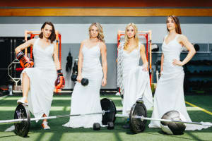 Personal Training in Clapham - Eat Move Live Better - How long before your wedding should you start training?