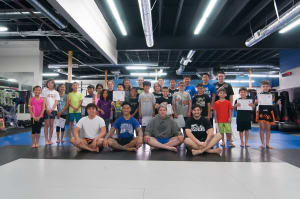 Kids Martial Arts in 	 Pleasanton - Crispim BJJ & MMA - Crispim BJJ & MMA Muay Thai Promotion