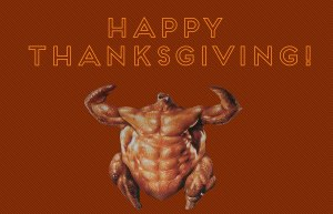 CrossFit in State College - CrossFit Nittany - Thursday, November 24 - Happy Thanksgiving!