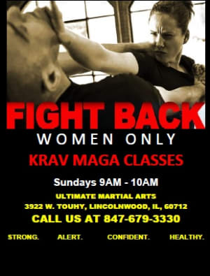 Kids Martial Arts in Chicago - Ultimate Martial Arts - KM for Women Only
