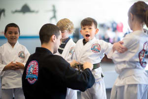 Kids Martial Arts in Naperville - PRO Martial Arts Naperville - How Does Karate teach your child to be kind?