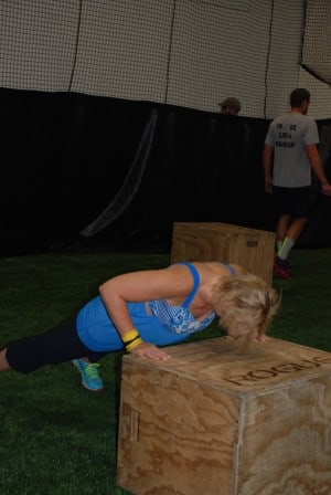CrossFit Kids and Teens in 	 Lake Forest - CrossFit Lake Forest - December Athlete of the Month: Lora Kennedy