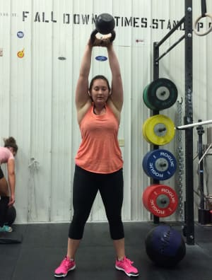 CrossFit in State College - CrossFit Nittany - Thursday, December 29
