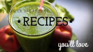 Group Fitness  in San Diego - Corebody Pilates Plus - 5 Power Breakfast Recipes You'll Love