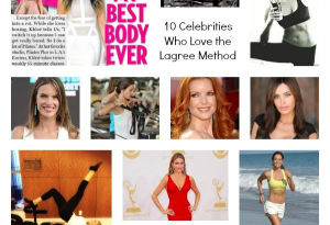 Group Fitness  in San Diego - Corebody Pilates Plus - 10 Celebrities Who Love the Lagree Method