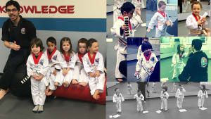 Kids Martial Arts in Naperville - PRO Martial Arts Naperville - Can my 3 or 4 year old child benefit from Martial Arts?
