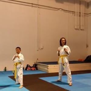 Kids Martial Arts in Shawnee - American Sport Karate Centers - Start the New Year Off with a Kick!