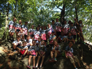 Kids Martial Arts in Whitman - The TAMA Dojo - S.M.A.C. Summer Camp 2017