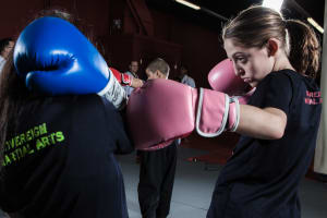 Kids Kickboxing in Howell - Sovereign Martial Arts - Consistency in the Martial Arts is Key
