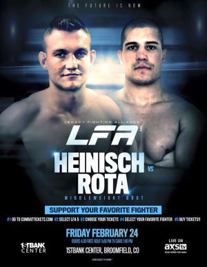 Kids Mixed Martial Arts in Englewood - Factory X Muay Thai - Ian's next fight is for LFA 2/24 at the 1stBank Center!