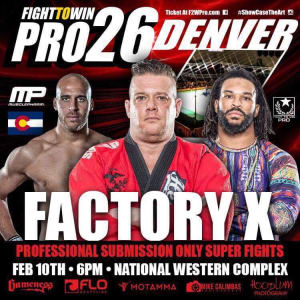 Kids Mixed Martial Arts in Englewood - Factory X Muay Thai - Make sure you watch Chad Latta, Jeremy Osheim and BRog throw down at the next FTW PRO BJJ 2/10! Coach Beth is competing as well!