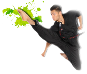 Kids Karate  in Levittown - Amerikick Martial Arts - Martial Arts Develops Confidence