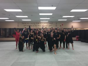 Kids Martial Arts in Danbury - Connecticut Martial Arts - Thai test February 2017