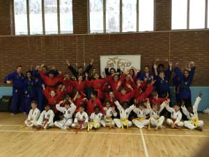 Kids Martial Arts in Kingston - Adapt Choi Kwang Do - After grading