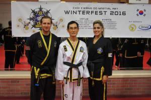 Kids Martial Arts in Kingston - Adapt Choi Kwang Do - world ckd day