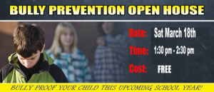 Kids Martial Arts in Alpharetta - Crabapple Martial Arts Academy - Bully Proof Yourself