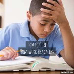 Kids Karate  in Levittown - Amerikick Martial Arts - 5 Ways to Cure Homework Headaches