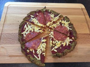 Personal Training in Clapham - Eat Move Live Better - Broccoli Pizza