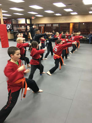 America's Best Defense Mansfield Why Martial Arts are Perfect For Your Child