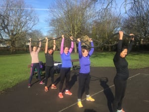 Personal Training in Hammersmith - Bianca Sainty Personal Training - Spring Brings New Things!