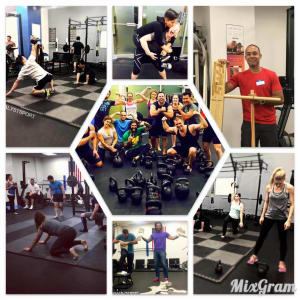 Small Group Fitness in New York - Catalyst SPORT