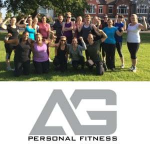 Personal Training in London - AG Personal Fitness - Balham's New Group Fitness Classes