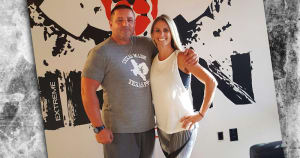 Gym Services in Far North Dallas - Extreme Iron Pro Gym - MEMBER OF THE MONTH: KRISTEN WEBER
