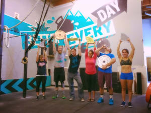 CrossFit in Denver - CrossFit Elevation - 08.30.16 CONGRATULATIONS TO OUR AWARD-WINNERS!
