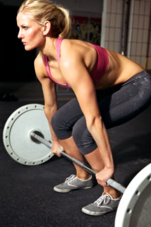Personal Training in London - AG Personal Fitness - 5 Reasons Why All Women Should Lift Weights